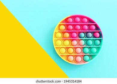 Image of trendy Pop it fidget toy