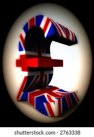 A image of the UK currency symbol.