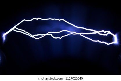 The image is used to study the physical phenomenon