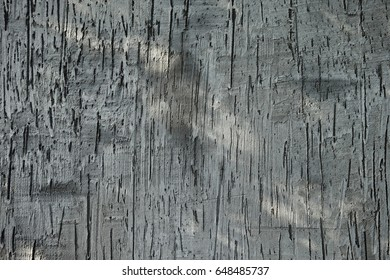 The image of the wall, plastered for use as a background