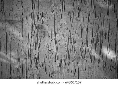 The image of the wall, plastered for use as a background. Image includes a effect the black and white tones.