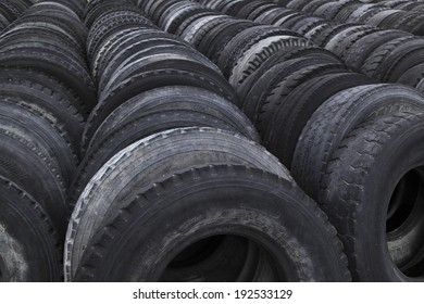 An image of Waste tire