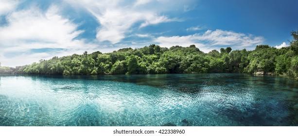 Image of weekuri lagoon, sumba island, indonesia