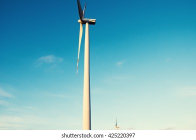 the image of windmill for the day