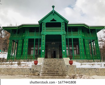 Image of Ziarat Residency / Quaid-e-Azam Residency Situated in Ziarat Balochistan Pakistan