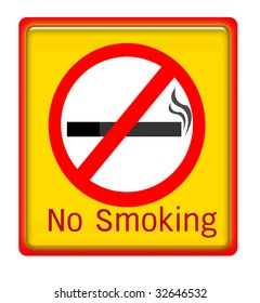 a images of No smoking sign