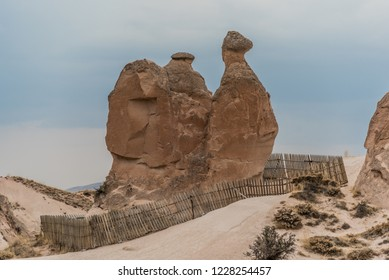 Imaginary valley (Devrent), Cappadocia, Turkey