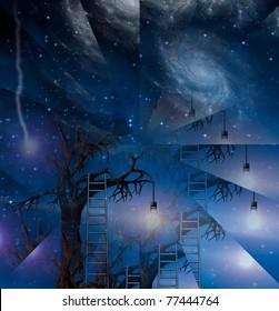 Imagination Abstract
