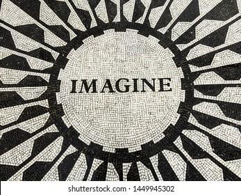 Imagine The Beatles Central Park
