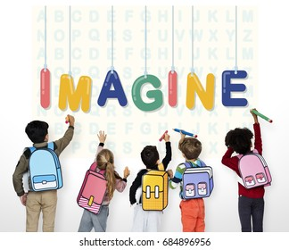 Imagine learning education children