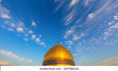 Imam Ali Holy Shrime Dome - Najaf - Iraq
