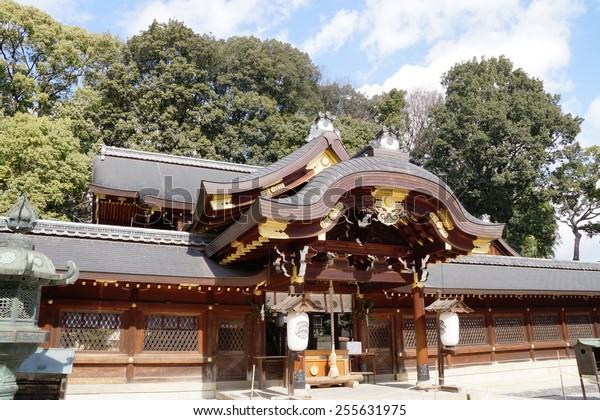 京都・今宮神社