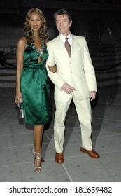 Iman,David Bowie at 6th Annual Tribeca Film Festival Vanity Fair Party, New York State Supreme Courthouse, New York, NY, April 24, 2007