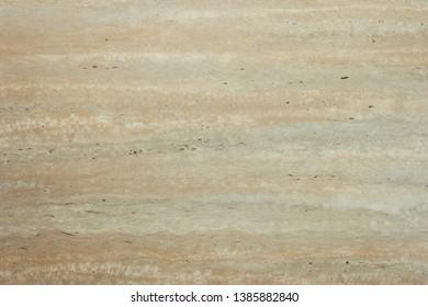 Imitation travertine pattern. Texture Close-up