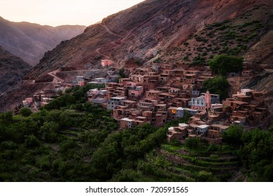 Imlil Atlas Mountains Morocco