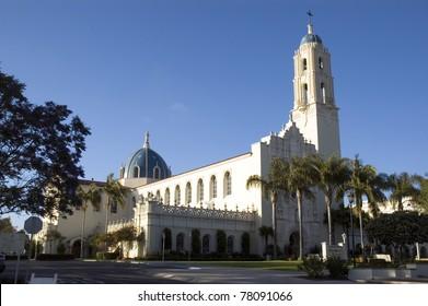 The Immaculata Church, University of California.