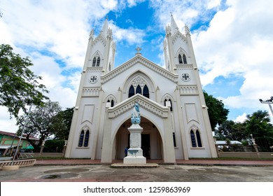 immaculate conception cathedral at Puerto princesa city, Palawan, Philippines