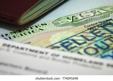 Immigration Visa, Cancelled Without Prejudice