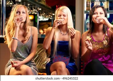 Immodest girls