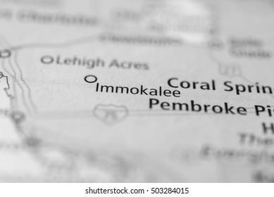 Immokalee, Florida, USA.