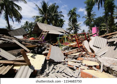 impact of the 2018 Lombok Earthquake