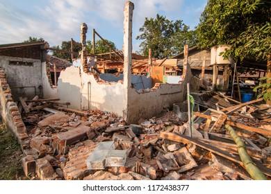 Impact of the 2018 Lombok Earthquake