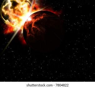 impact armageddon