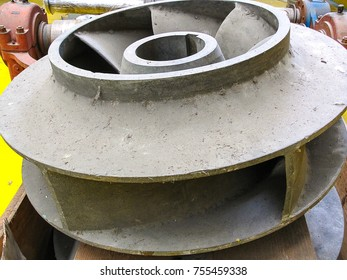 Impeller spare part for mechanism