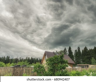 impending squall with rain,  impending hurricane, impending rain, approaching storm, Prairie Storm, the storm is coming, approaching storm, thunderstorm, tornado, mesocyclone, climate, Shelf cloud