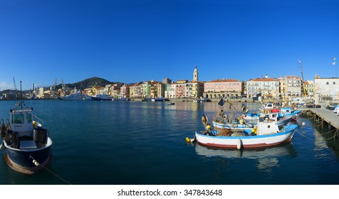Imperia Oneglia harbour
