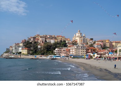 Imperia Porto Maurizio, Liguria region, Italy