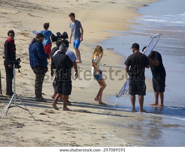 Imperial Beach California June 3 2015 Stock Photo (Edit Now