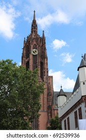 Imperial Cathedral of St. Bartholomew  in Frankfurt Germany
