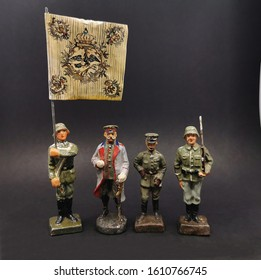 Imperial Guards, Hindenburg, Toy Soldiers German WWI