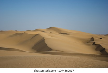 Imperial Sand dunes - Arizona, USA