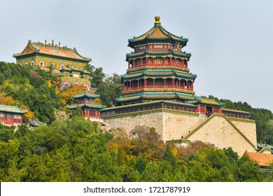 The Imperial Summer palace in Beijing, china