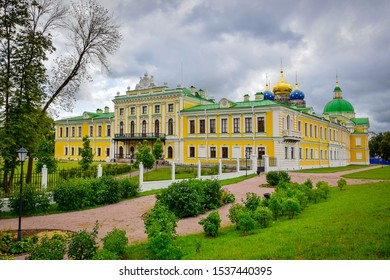 Imperial Travel Palace in Tver city of Russia