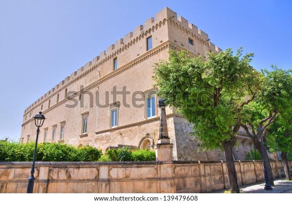 imperiali-castle-francavilla-fontana-pug