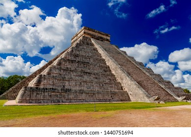Chichén Itzá is an important Mayan archaeological complex located in Mexico, in the north of the Yucatán peninsula