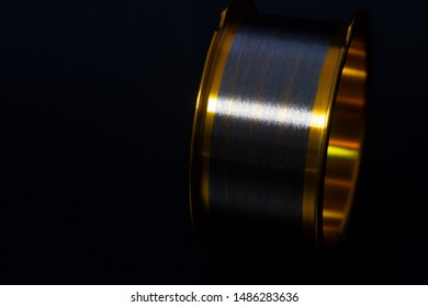 Imported refined aluminum wire for semiconductor production