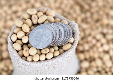 Imported taxed soybeans