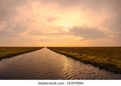 Impression of the island Langeoog