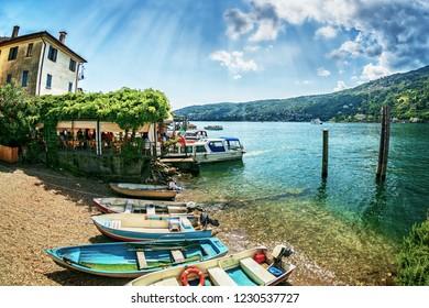 Impression of Lago Maggiore