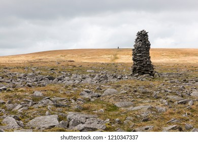 an impression of the Pennine Way Trail, Hiking Trail