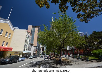 Impressions from San Francisco from May 3, 2017, California USA