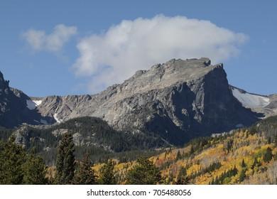 Impressive Hallett Peak
