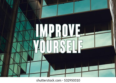 Improve Yourself, Business Concept