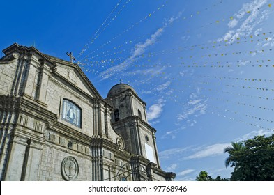 The Imus Cathedral in Imus, Cavite, Philippines.