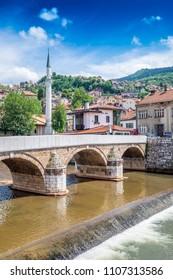 inat kuca house, old bridge, sarajevo - bosnia and herzegovia