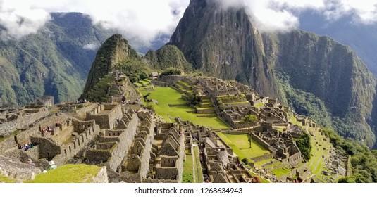 Inca historical building